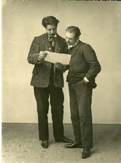 Enric Granados i Pau Casals