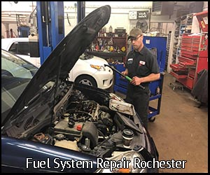 Fuel System Repair Rochester | Virgil's Auto Repair and Towing