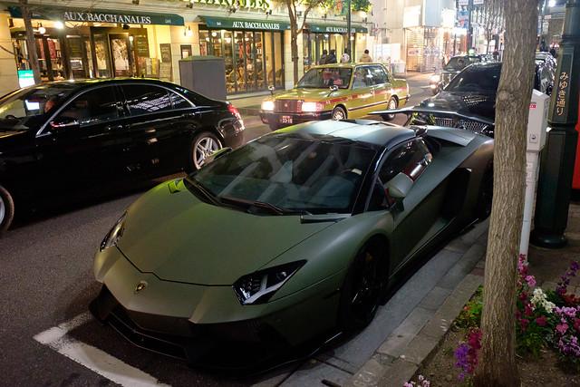 Lamborghini Aventador 2019/01/22 X7001556