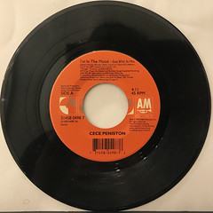 CECE PENISTON:I'M IN THE MOOD(RECORD SIDE-A)