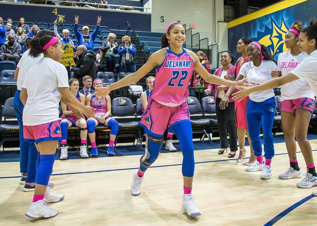 Blue Hen Basketball Notebook: Samone DeFreese named CAA Player of the Week