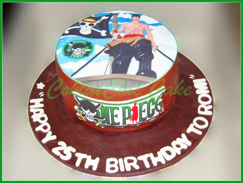 Cake One Piece ROMI 15 cm