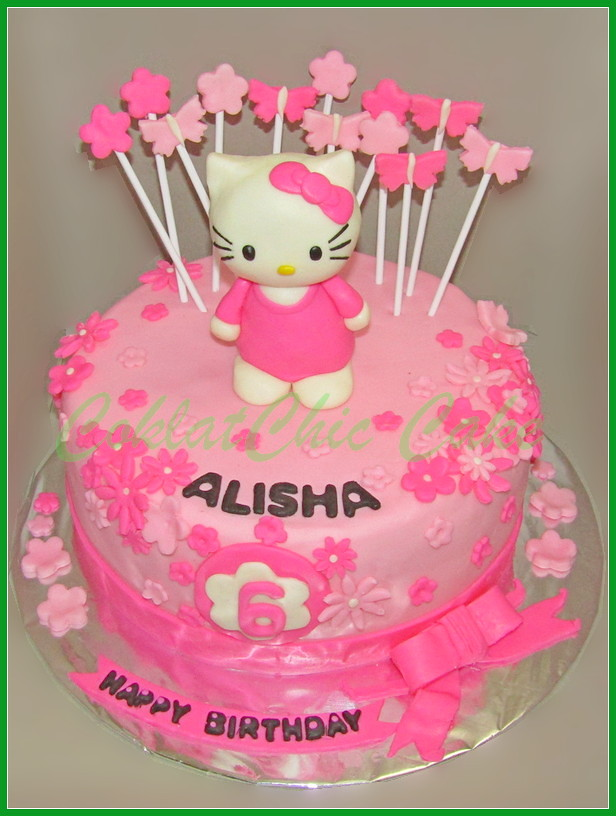 Cake Hello Kitty ALISHA 24 cm