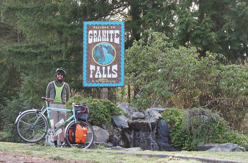 Neil and 333fab at Granite Falls