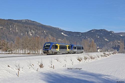 UM X73659-X73516-Thann- TER 832769 Kruth-Mulhouse à Oderen