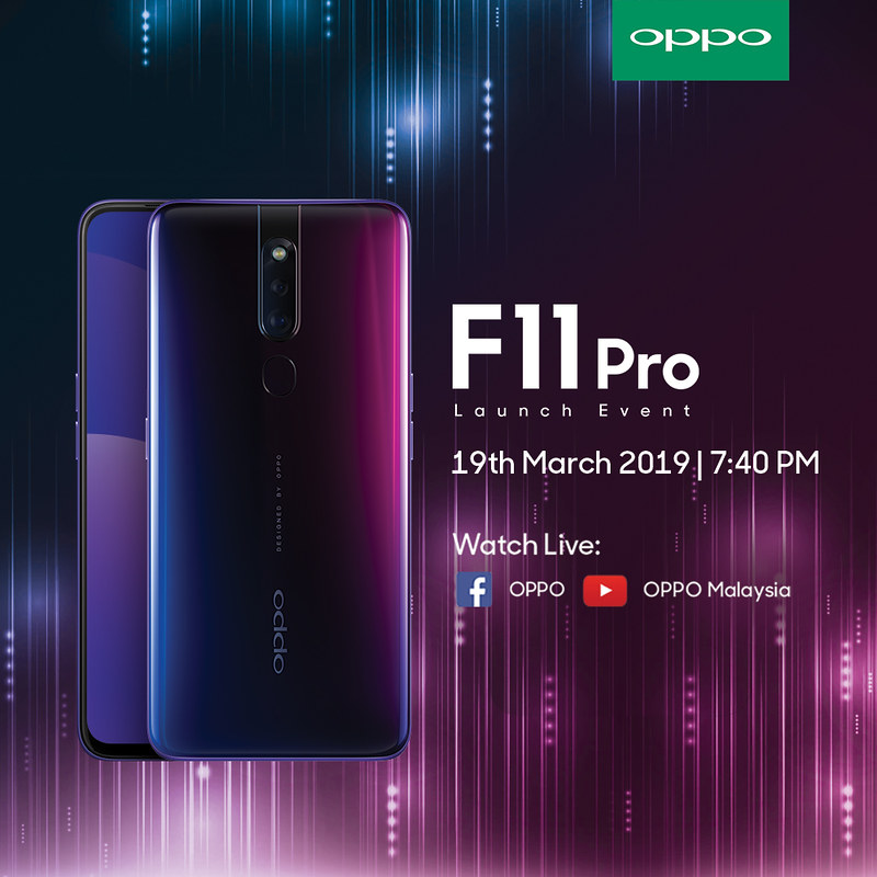 The OPPO F11 Pro To Dazzle Fans with Fattah Amin As F11 Pro Ambassador (2)