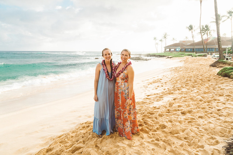 Sheraton Kauai Resort Sunset Luau Outfit Inspiration | Kauai Travel Guide