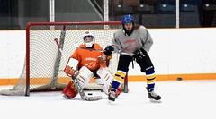 CMS VARSITY GIRLS PRACTICE, MARCH 26TH 2019, ACA PHOTO at, EAST YORK ARENA,