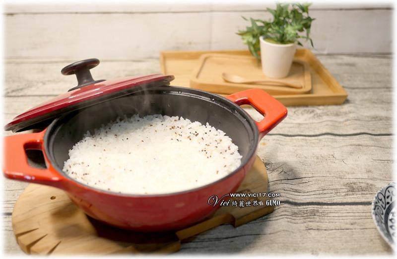 鑄鐵鍋煮飯019