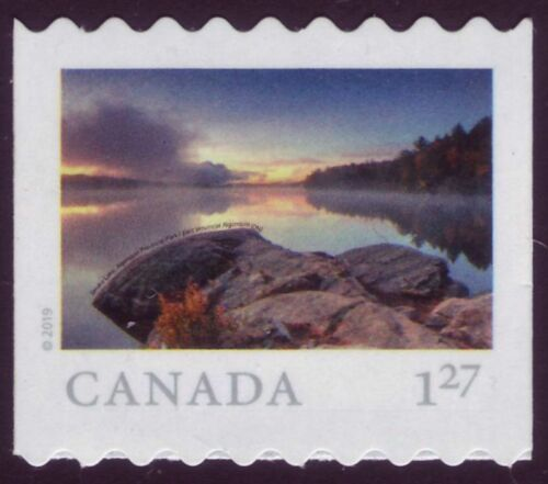 Canada - From Far and Wide (January 14, 2019) Algonquin Provincial Park, Ontario (U.S. rate from booklet of 6)
