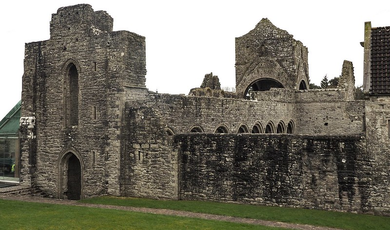 Cistercian Abbey, Boyle