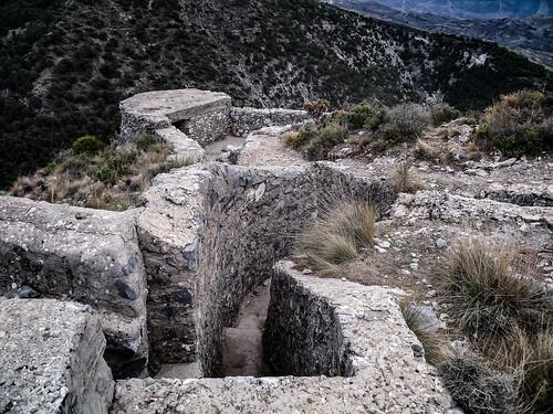 384. Trincheras del Maullo.