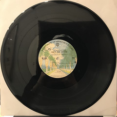 EARTH, WID AND FIRE:THE NEED OF LOVE(RECORD SIDE-A)