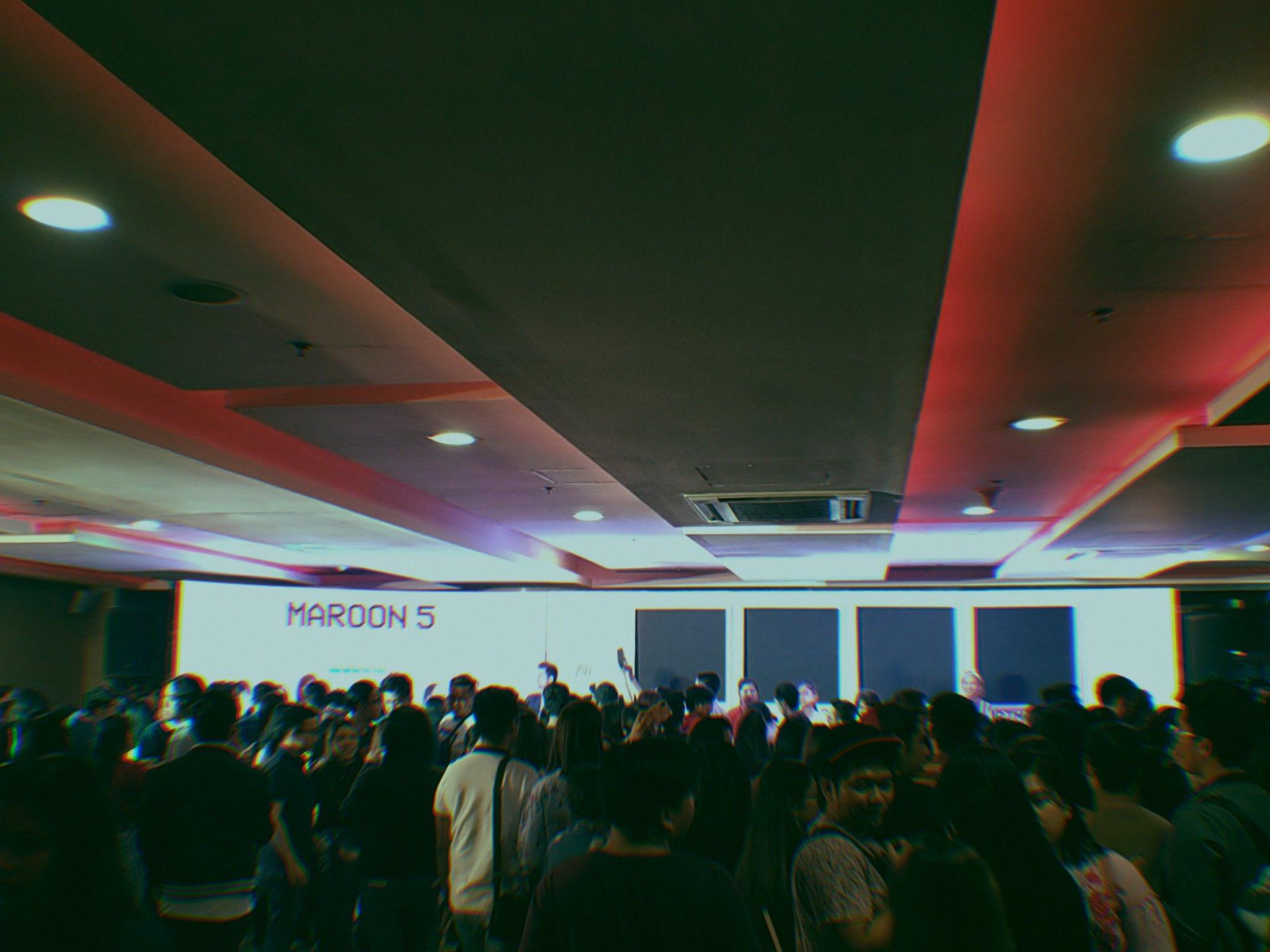 Gudak Photos: Maroon 5 Manila Concert