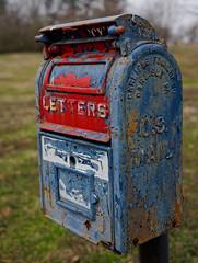 Week 9 - Old Mailbox