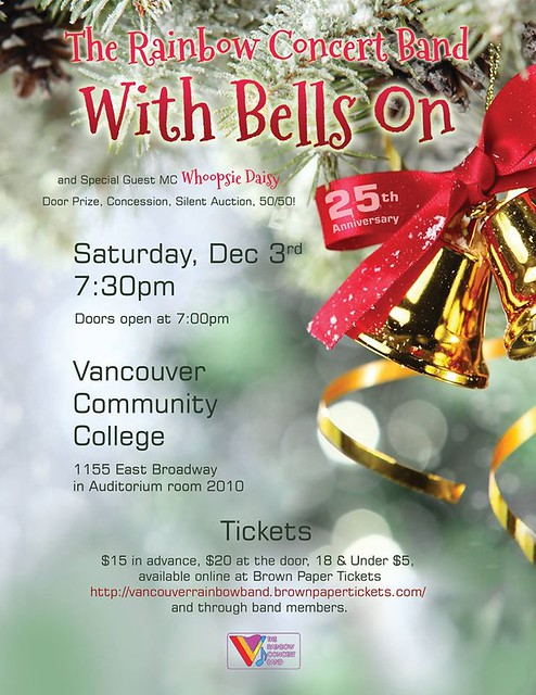 With Bells On - concert