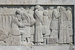 Bas-relief (Monument aux Morts de Saint-Quentin, France)
