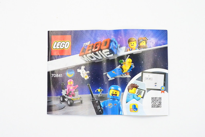LEGO Benny's Space Squad (70841)