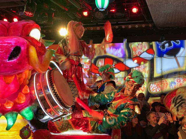 Robot Restaurant Shinjuku Japan 37