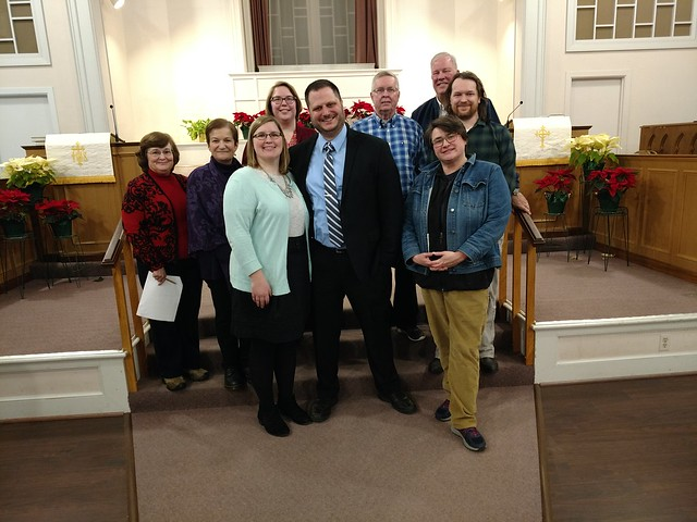 ACOB Calls New Pastor
