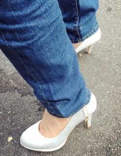 高跟鞋好走