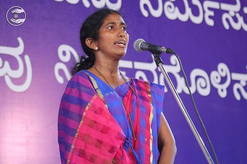 Prabhavati from Mangaluru expresses her views