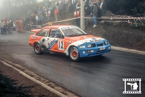 Rallye du Condroz 1987