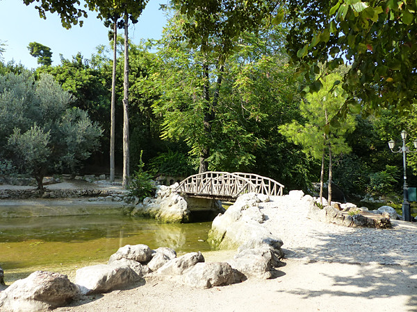 le petit pont de bois