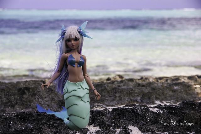 Maldivian Mermaid