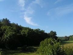 20080916 37922 1017 Jakobus Wiese Wald Hügel Wolke - Photo of Lhospitalet