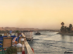 River Nile Cruise, Aswan, Egypt