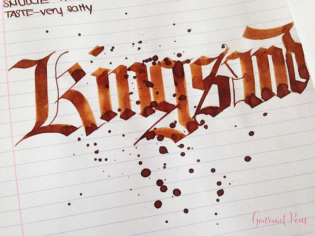 Conway Stewart Kingsand Ink 7