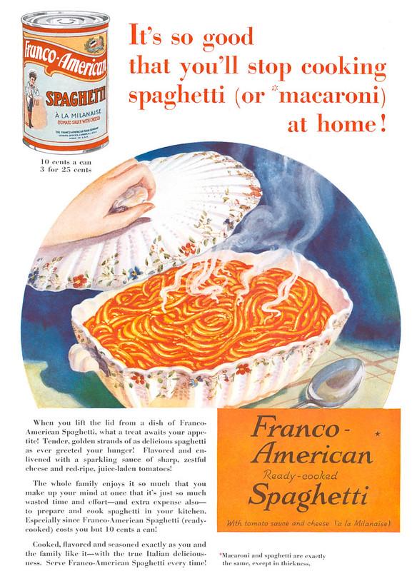 Franco-American 1933