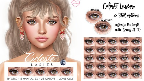 Celeste Lashes @ ACCESS