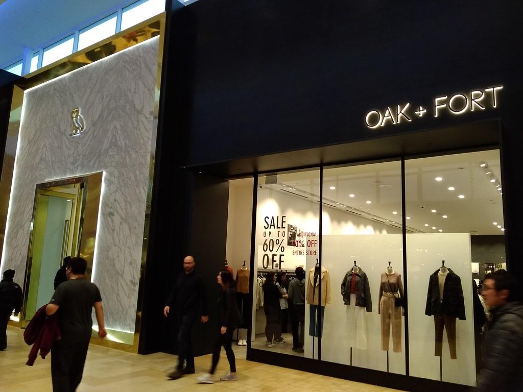 OAK + FORT up to 60% off