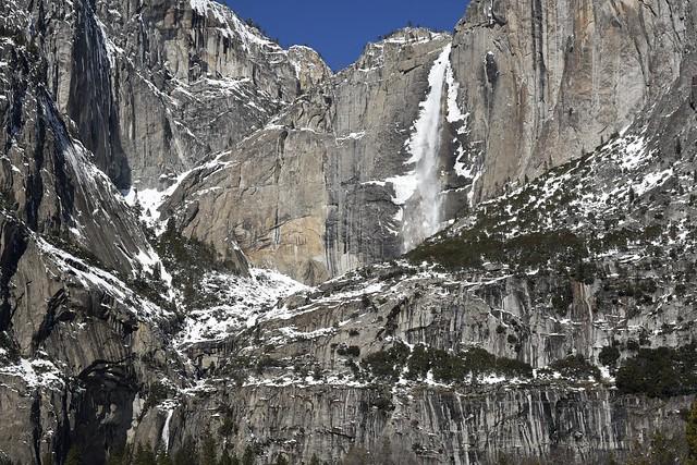 Yosemite Falls, 2019