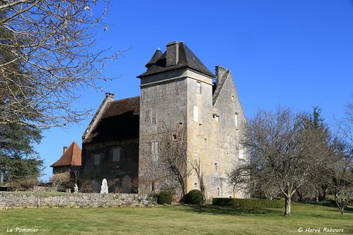 24 St-Front-la-Rivière - Le Pommier