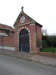 Herlies, chapelle 27 Rue Chobourdin