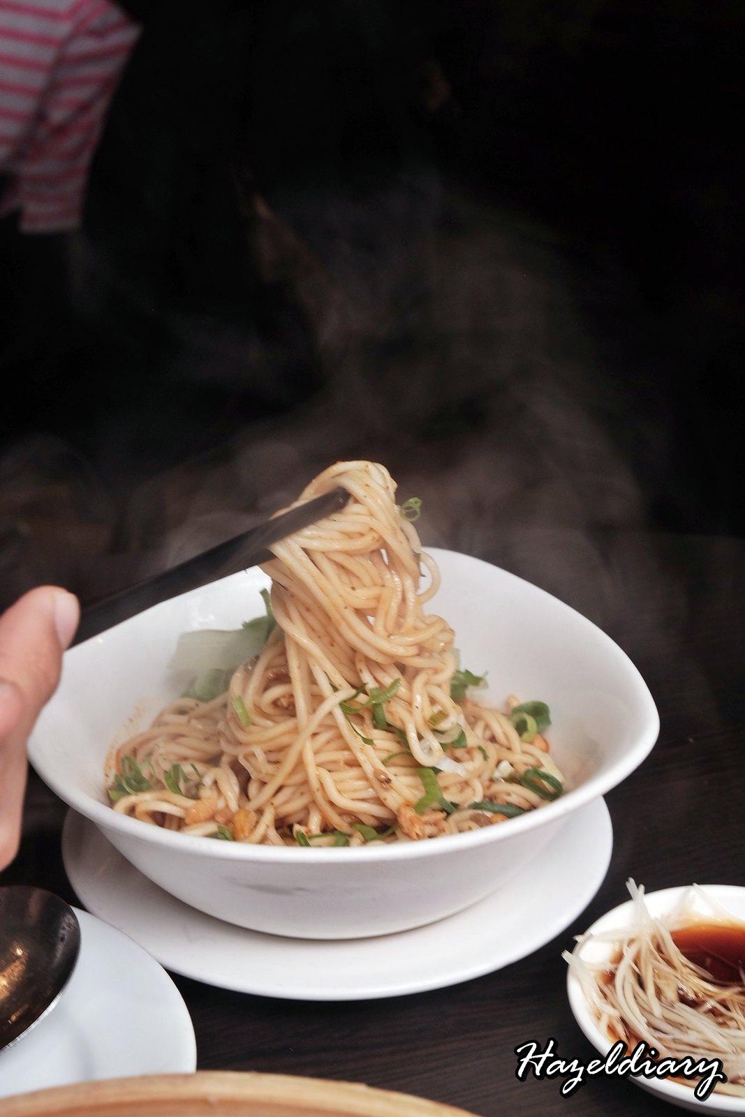 Kao Chi Yong Kang Street-Dandan Noodles