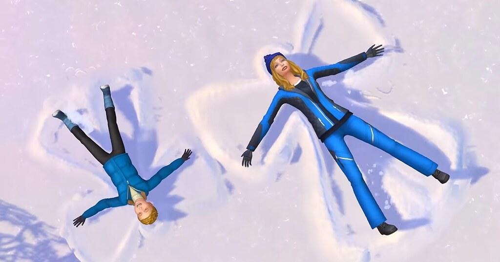 Foto de Trailer de Gameplay do The Sims 4 Estações