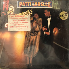PATTI LABELLE:I'M IN LOVE AGAIN(JACKET A)