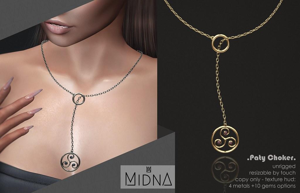 Midna – Paty Choker