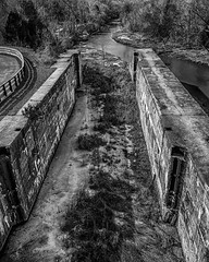 Lock No 2 - Ghost Canal 1478