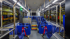 DASH Alexandria Transit Company 2017 Gillig Low Floor Advantage Hybrid #230