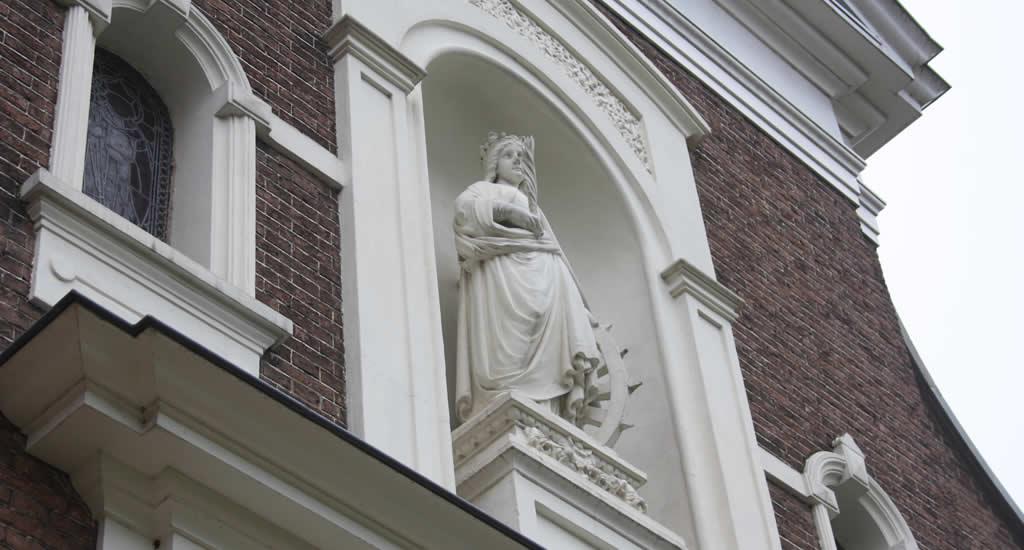 Bezienswaardigheden Breda: Begijnhof | Mooistestedentrips.nl