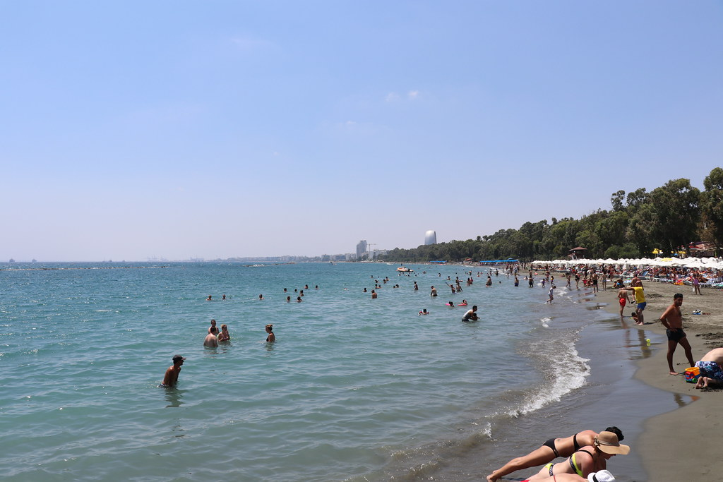 Dasoudi beach, Limassol