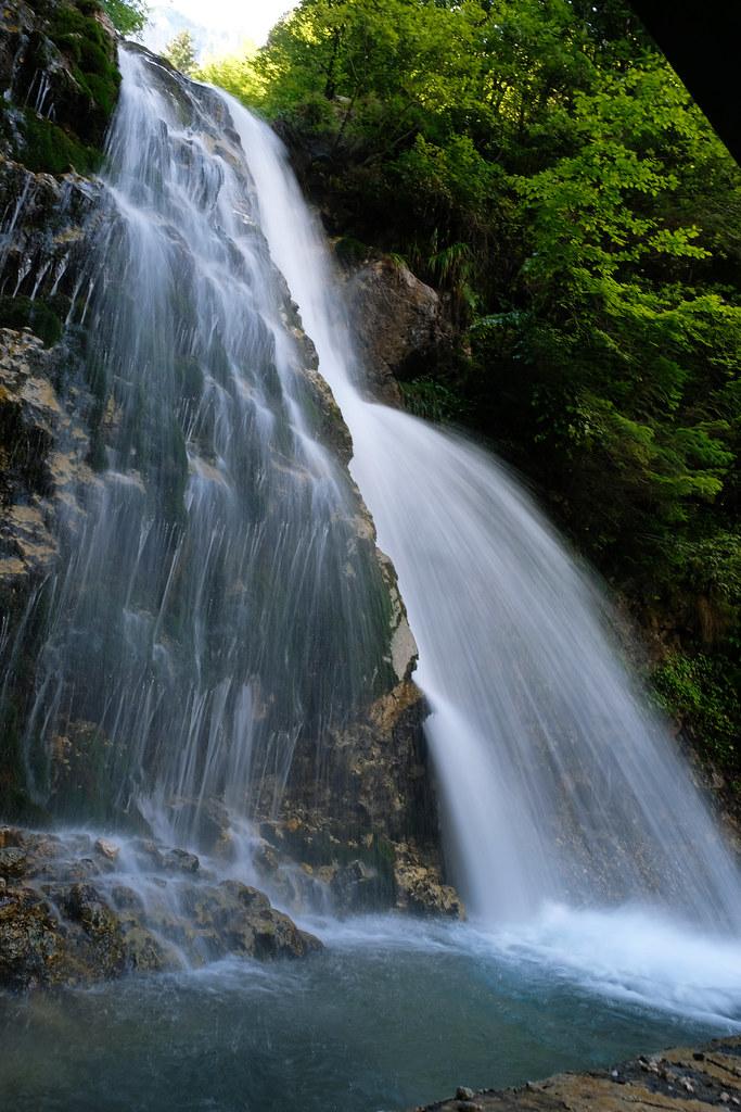 Cascada Urlatoarea, Transylvania, Romania