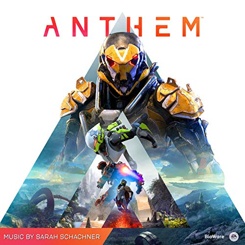 Anthem Original Soundtrack by Sarah Schachner