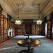 Haddo House - library