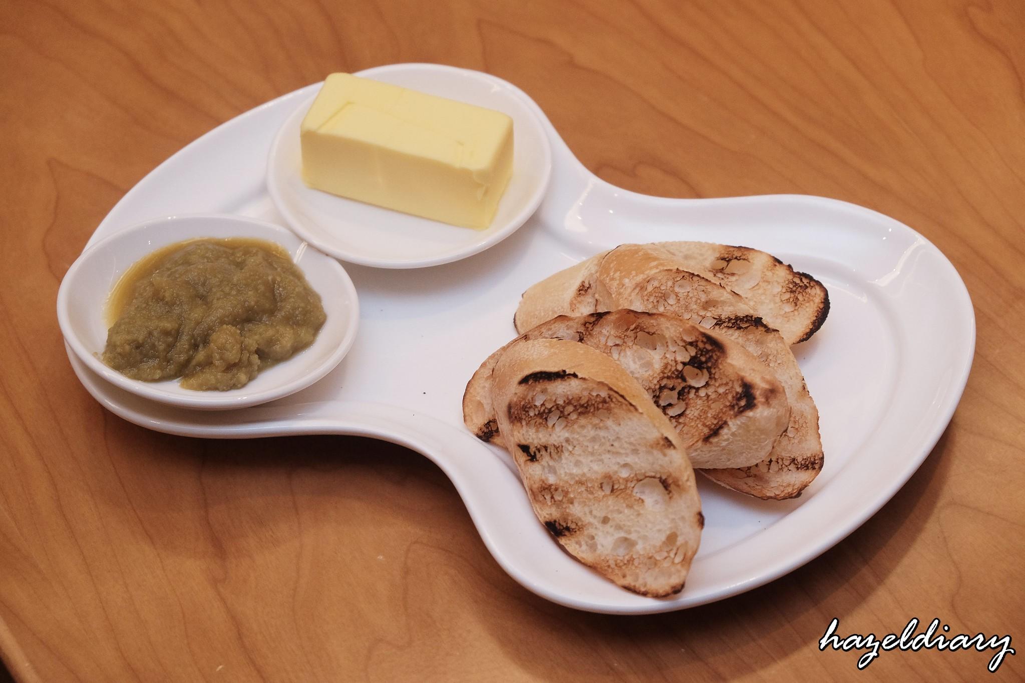 New Ubin Seafood Zhongshan Park-Kaya Toast Baguette